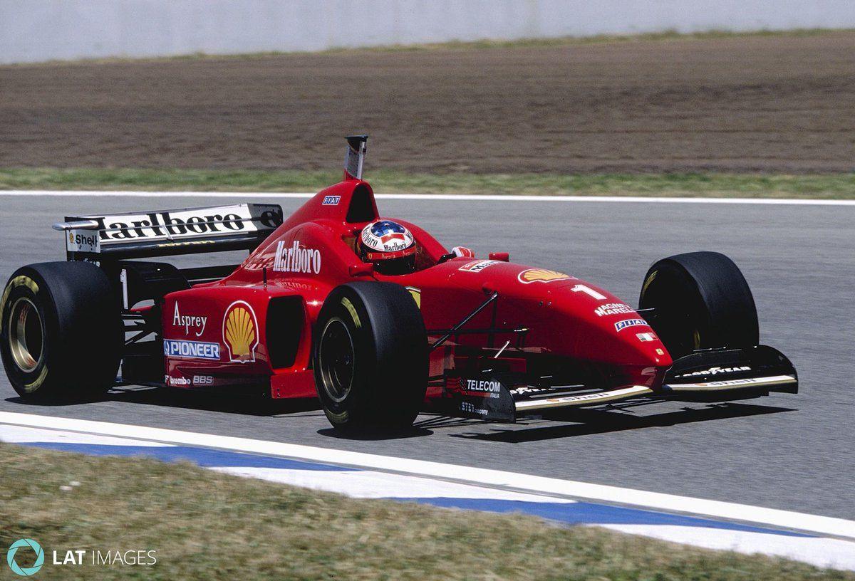 Michael Schumacher Ferrari F310 1996 Spain F1 Michael Schumacher Spanish Grand Prix Classic Racing Cars