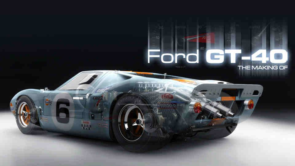 Ford Gt Cutaway Ford Gt Super Cars My Dream Car