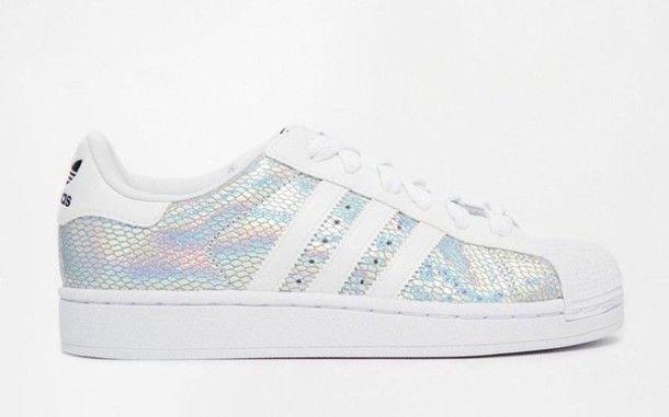adidas superstar glitter rainbow