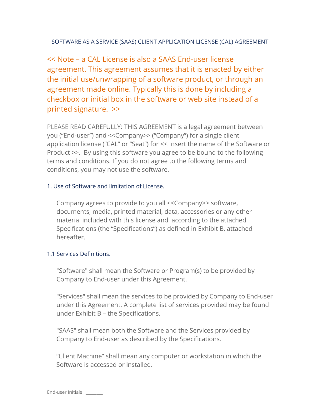 Saas Software As A Service Client License  The Software As A