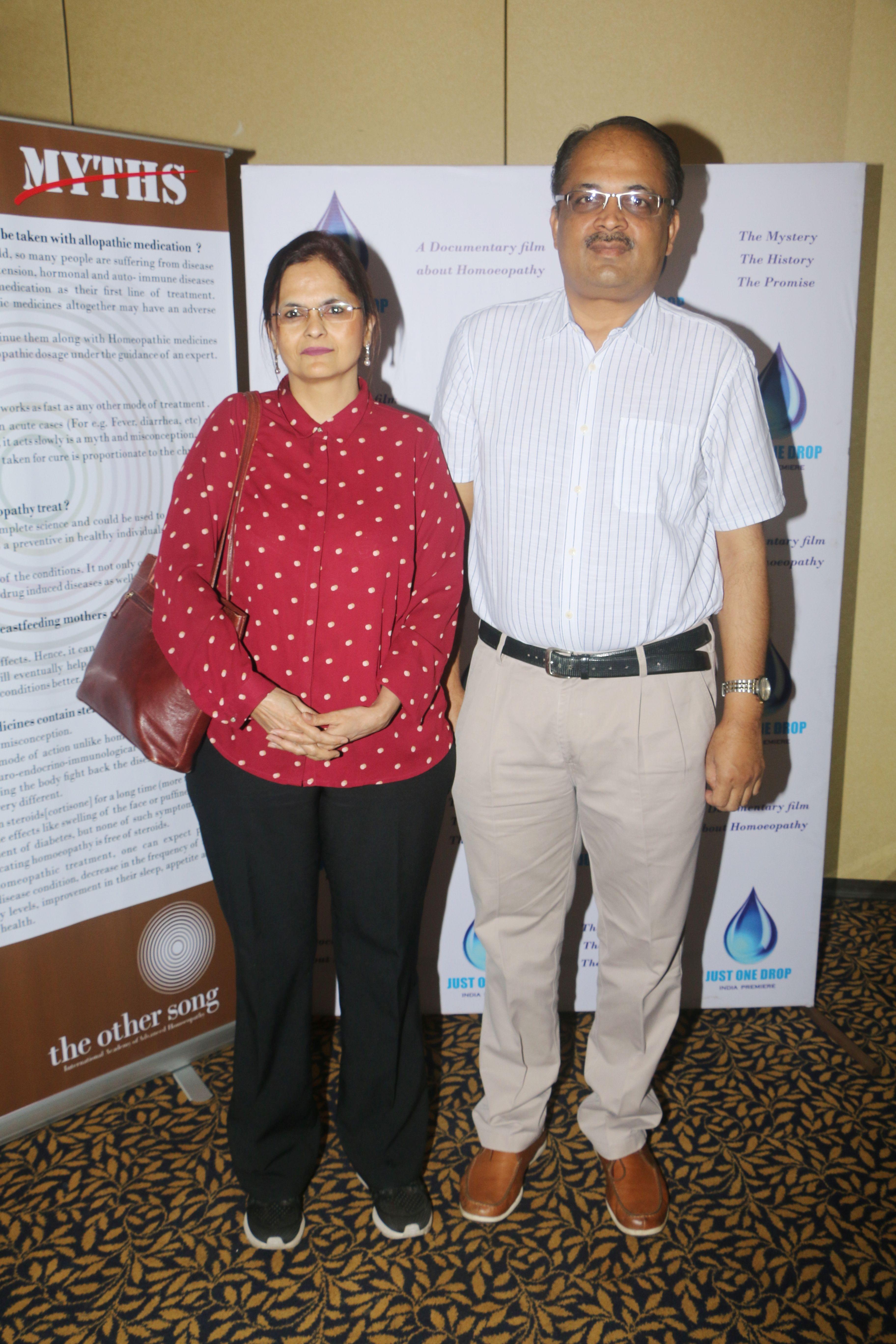Hotel Rashmi Rashmi Deshpande Avinash Deshpande Benefitted From Homoeopathy