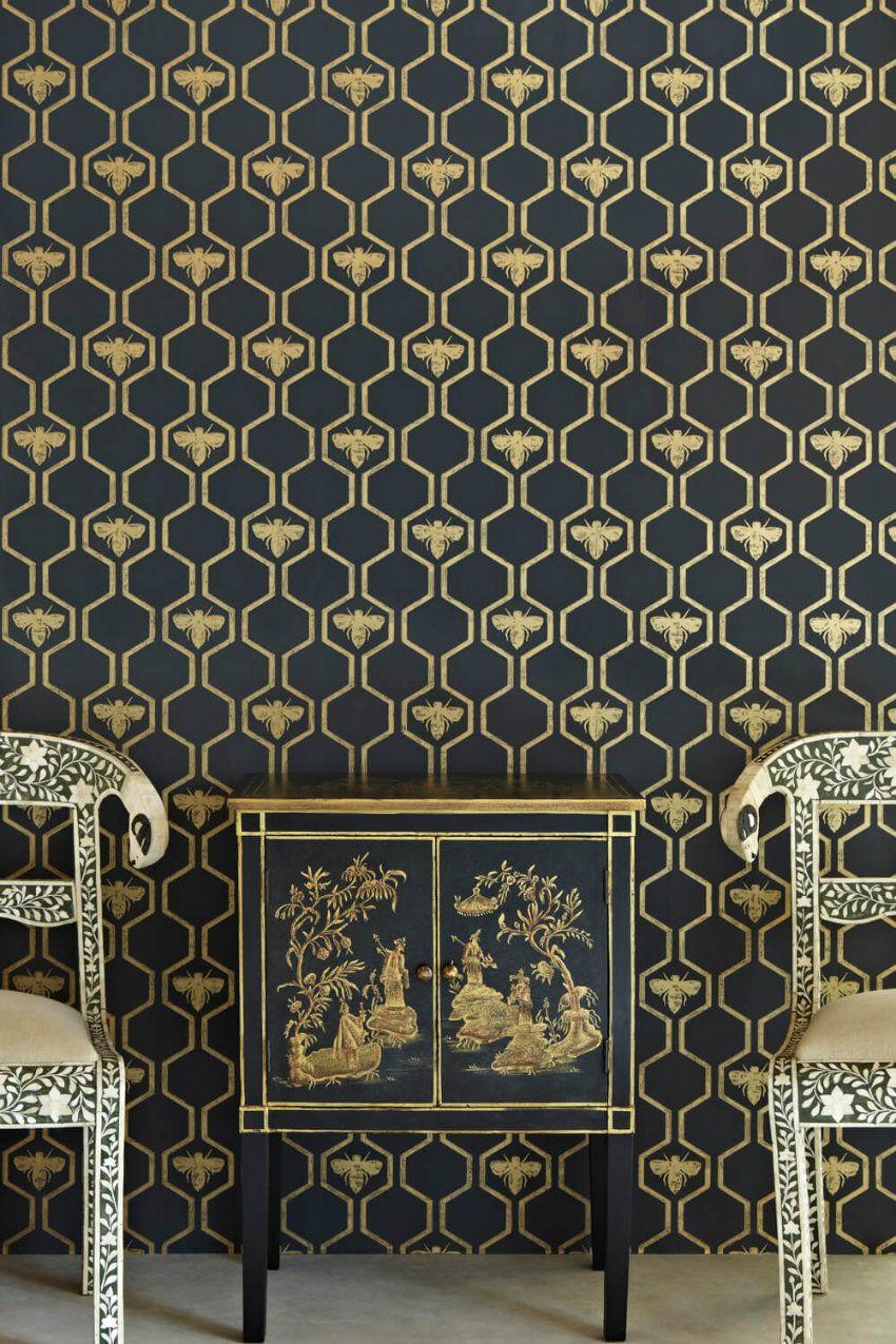 Top 10 Moderne Tapeten | Wohn Design Trend Blog | Pinterest | Moderne Tapete,  Tapeten Und Bienen