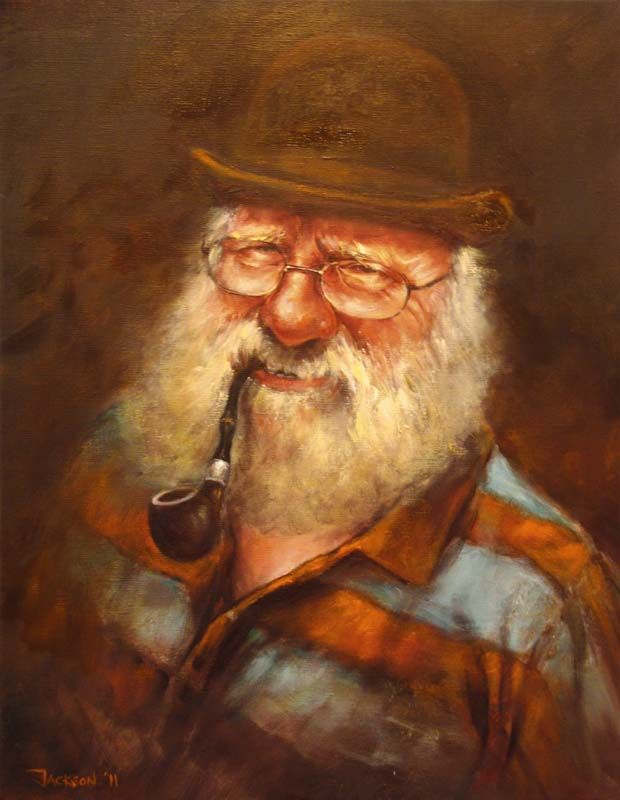 aff0c487687 This great picture  Pipe smoking man