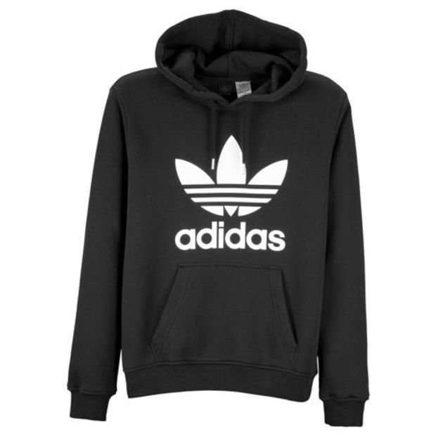 adidas Originals Trefoil Pull Over Hoodie - Men s  ea4e4c168fd
