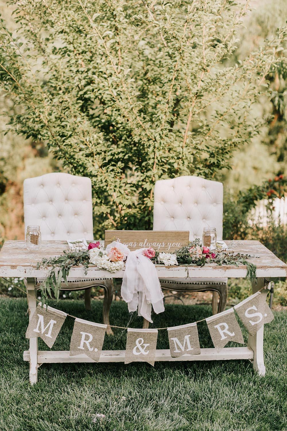 Rustic chic weddings for a very memorable wedding moment ...