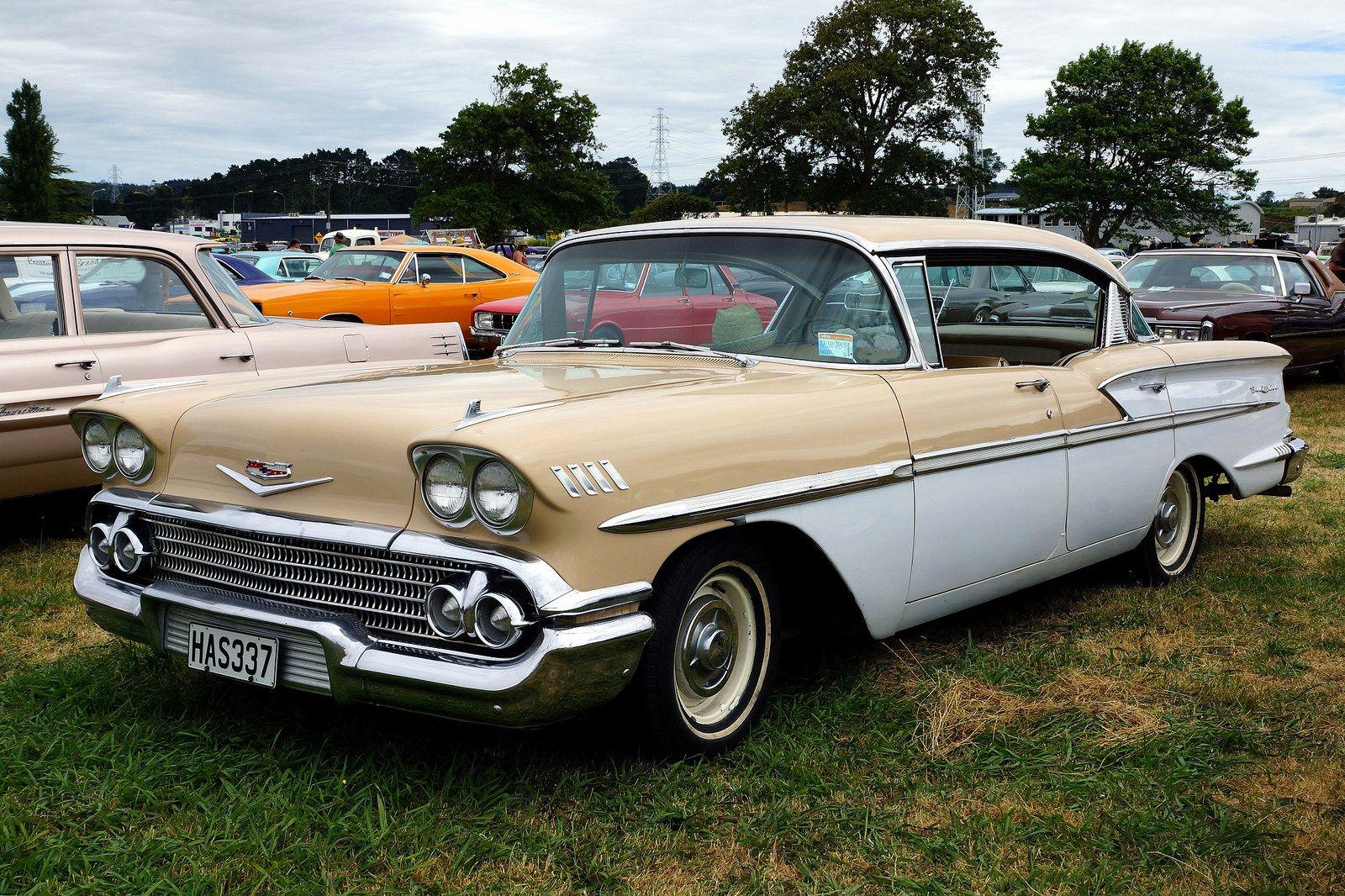 Kelebihan Chevrolet Bel Air 1958 Murah Berkualitas