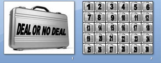 deal or no deal powerpoint game for your classroom do your kids