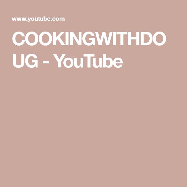 cookingwithdoug  youtube in 2020  crinkle fries veggie