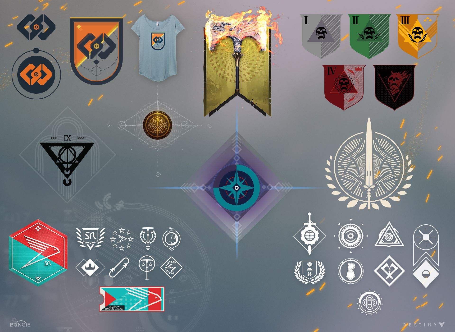 Image result for destiny 2 graphic design guild icons pinterest image result for destiny 2 graphic design gumiabroncs Gallery