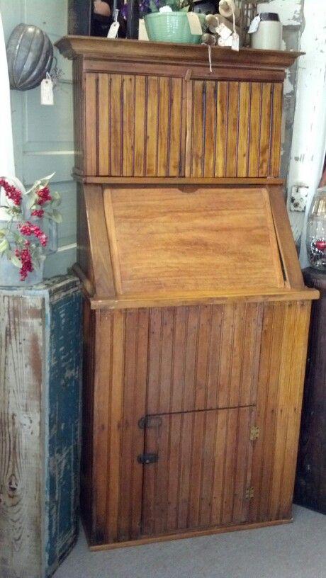 Primitive dry sink