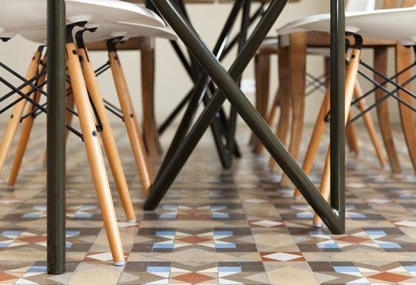 sandy brunner Architecture / table 1 / foto © Marcella Grassi