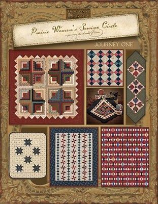 l'm loving that log cabin with sawtooth star border - Temecula Quilt Co