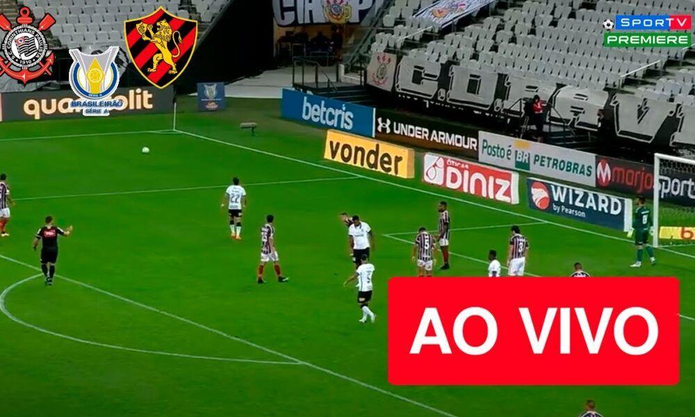 Assista Agora Corinthians X Sport Ao Vivo Na Tv E Online Hd Em 2021 E Online Jogos Do Brasileirao Brasileirao