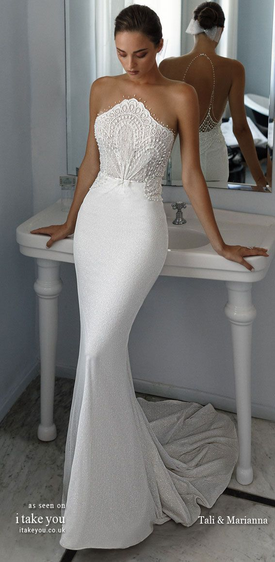 """Tali and Marianna 2020 Wedding Dresses – """"Divine"""" Bridal Collection"""