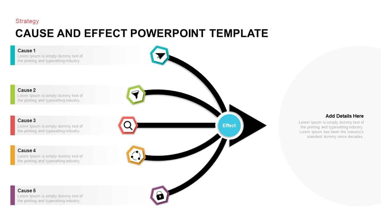 Cause And Effect Powerpoint Template Cause And Effect Powerpoint Template Is A Sophist Powerpoint Templates Cause And Effect Powerpoint Presentation Templates