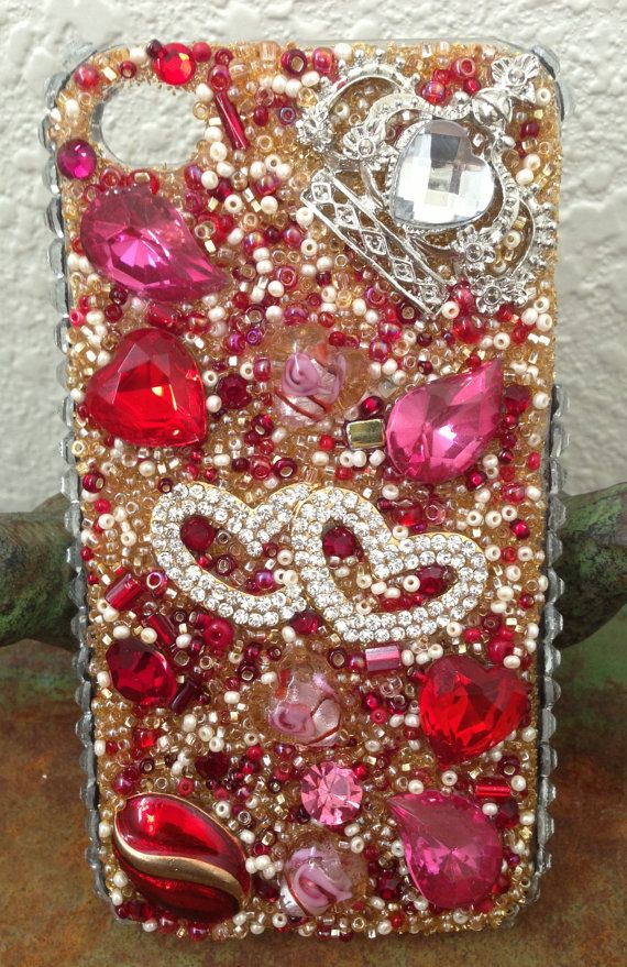 The Love iPhone 4/4s Case by Kianaskases on Etsy, $70.00