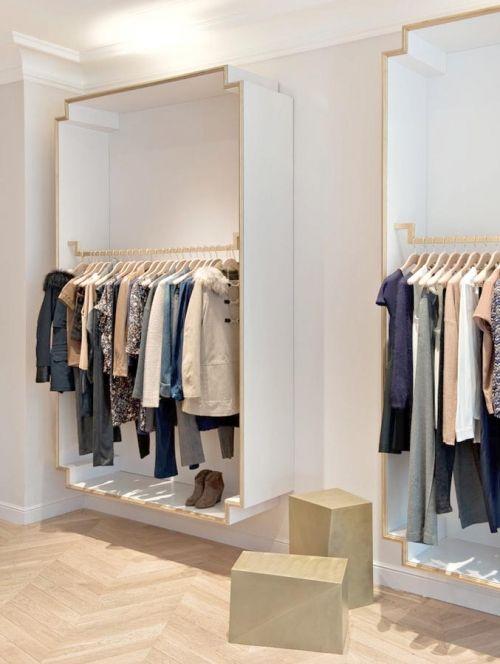 armoires s paration portants boutique munich en 2018 pinterest. Black Bedroom Furniture Sets. Home Design Ideas