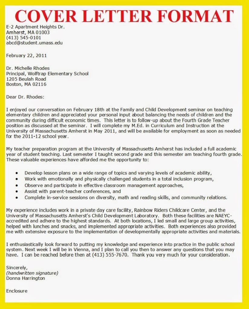 Best Cover Letter Job Good Ideas Tips For Writing Brief Company