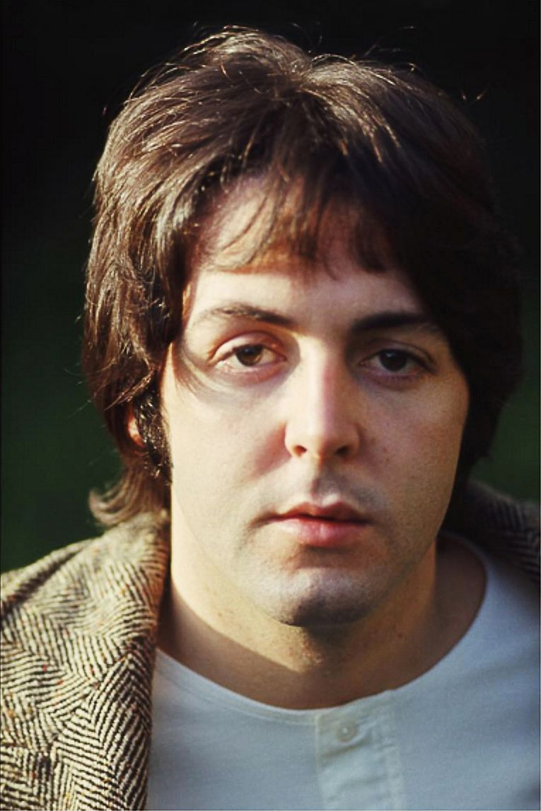 Paul McCartney London 1969Taken By Linda
