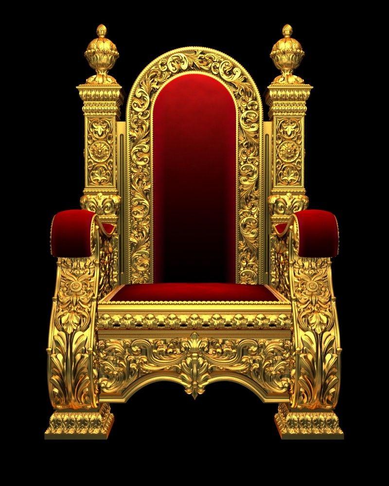 King Throne Chairs | Royal Chair Armchair Max