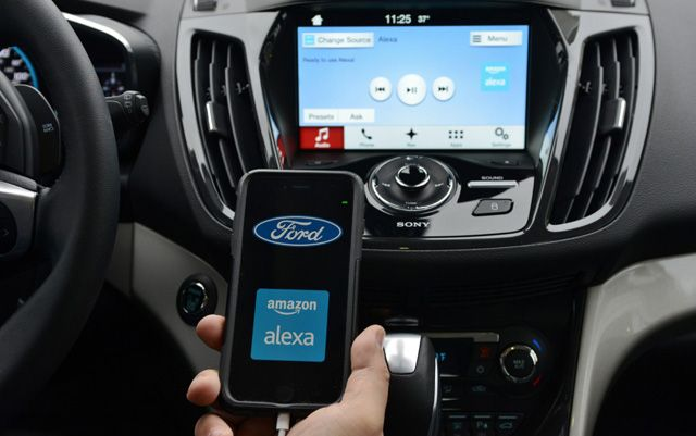 14 Useful Products That Work With Alexa Ford Sync Smart Car Home Automation System
