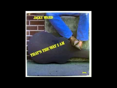 Jacky Ward - An Angel To Look At