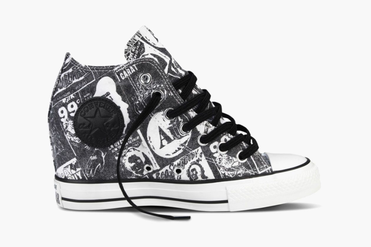 ee33443508b1 Andy Warhol x Converse Spring 2015 Chuck Taylor All Star Collection ...