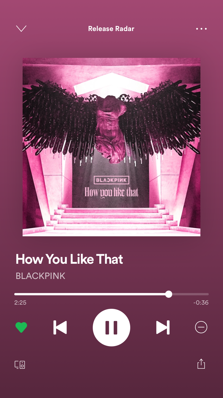 how you like that- blackpink | Music wallpaper, Music cover photos, Music collage