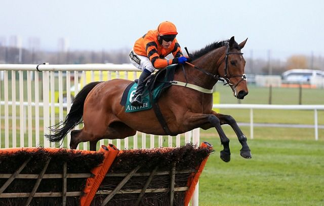 Thistlecrack Sparkles In Stayers Race Report 15 40 Aintree Apr 9 2016 Liverpool Stayers Hur Horse Racing Bet Aintree Grand National National Hunt Racing