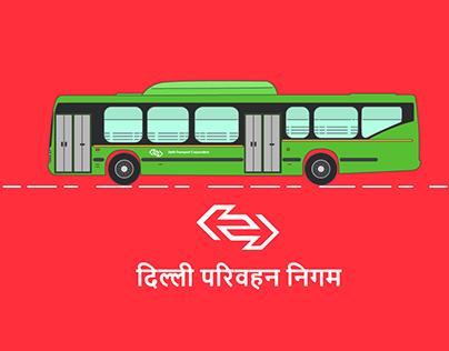 dtc bus delhi s public transport http be net gallery 52127737 rh pinterest com Delhi Transport Corporation Bus National Treasure