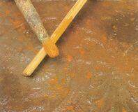 Faux Painting Techniques   Rust