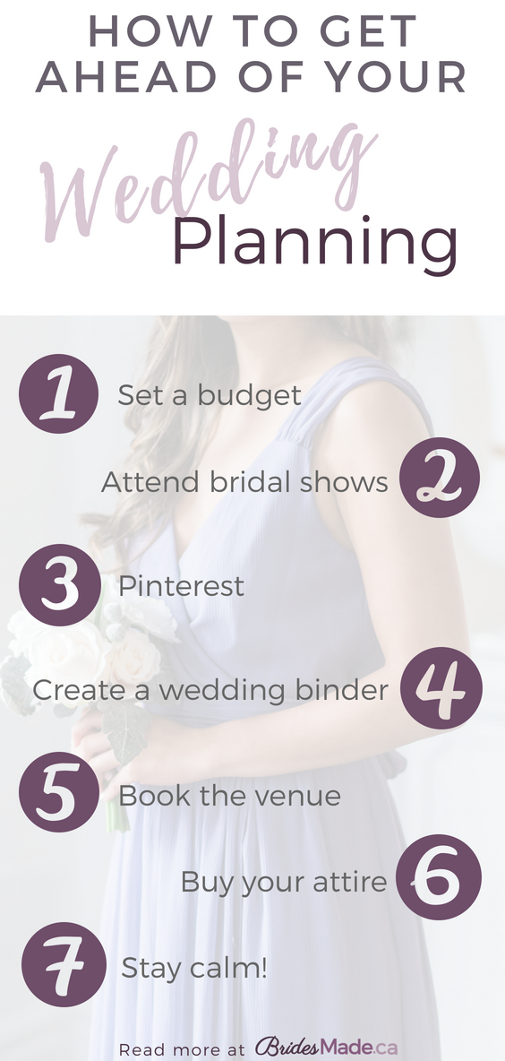 How To Plan Your Wedding Have Fast Follow These Step By Tips Get Planning Done Efficiently