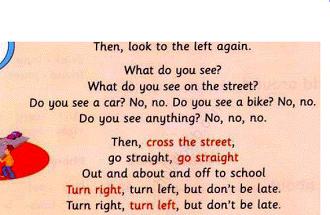 الإنجليزي سادس إبتدائي الفصل الدراسي الثاني What Do You See