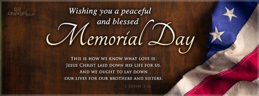 Deseandoles Un Tranquilo Y Bendecido Dia De Conmemoracion Asi Es