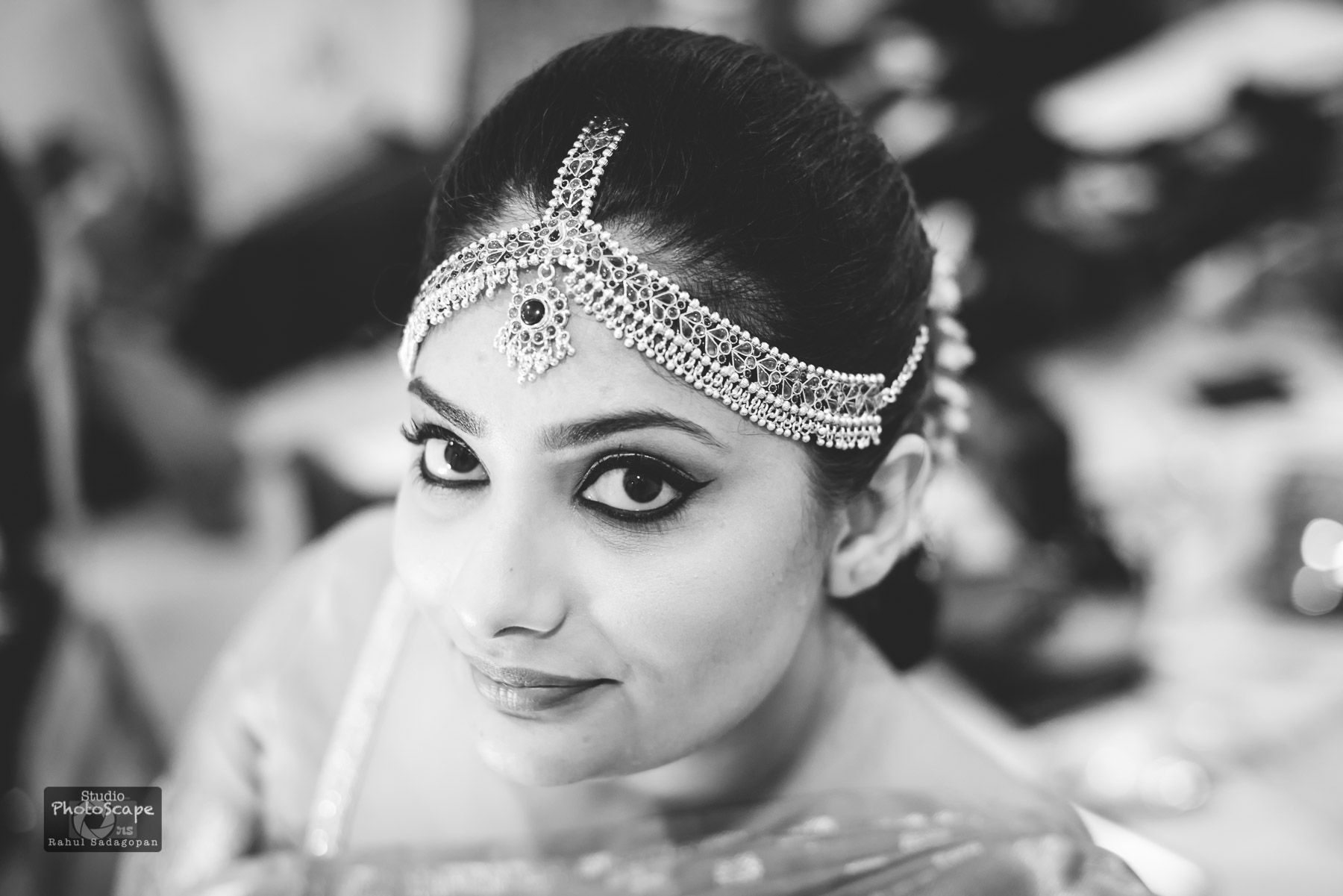 south indian bride, south indian bridal makeup, tamil bride, south indian wedding blog