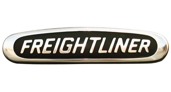 Plastic Fits Freightliner Grille Logo Emblem With Mounting Washers Freightliner Emblem Logo Emblems