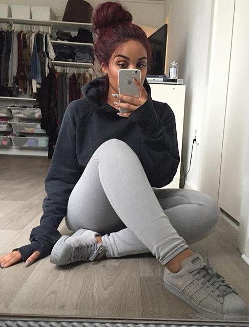 Lazy/comfy day outfit @KortenStEiN | CoZZZy☻ | Grey ...