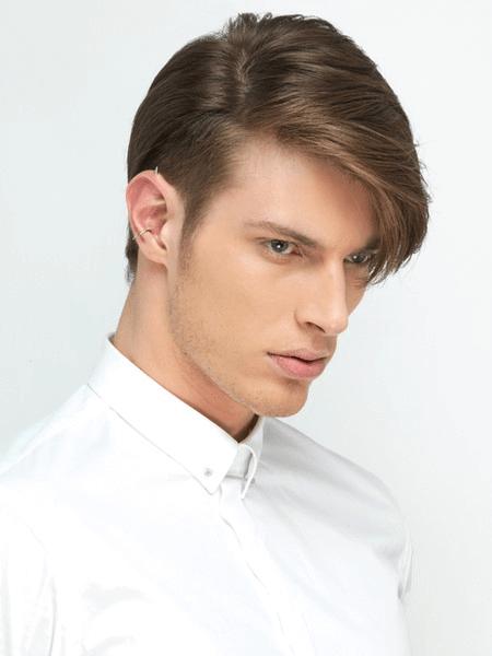 Trendy Männer Frisuren Vorne Lang