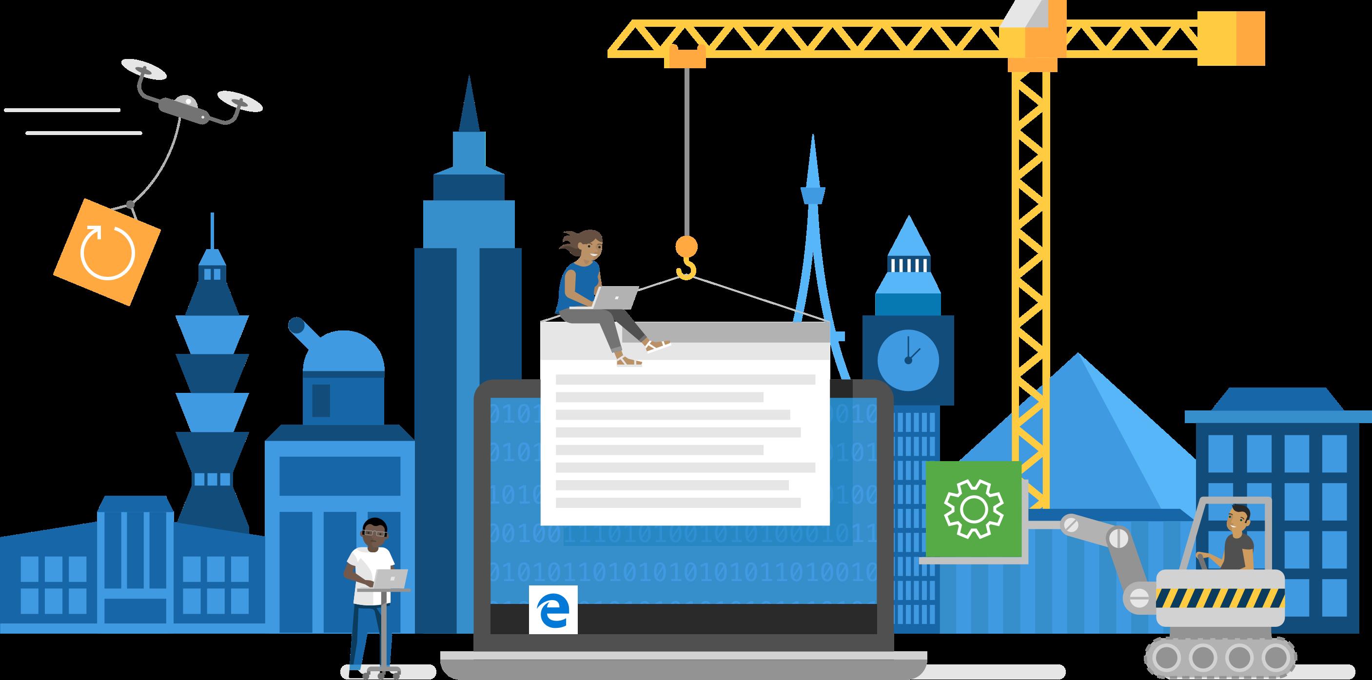 How to fix errors when installing Microsoft Edge Insider