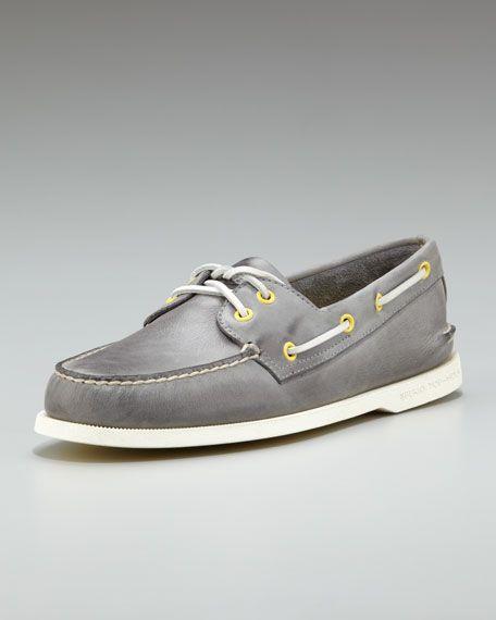 Sperry Top-Sider - Burnished Boat Shoe