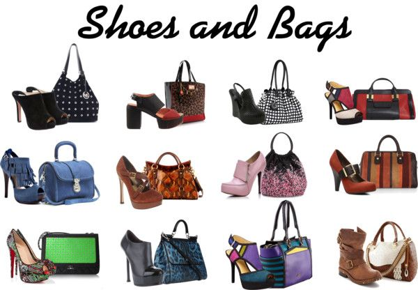 """Shoes and bags"" by yabberjaw on Polyvore"