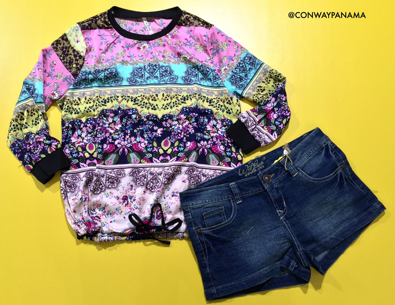 #Fashion #FashionPanama #Panama #ModaPanama #Moda #ConwayModa #AsíEsConway #ILikeIt