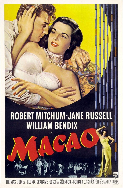 Macao, 1952