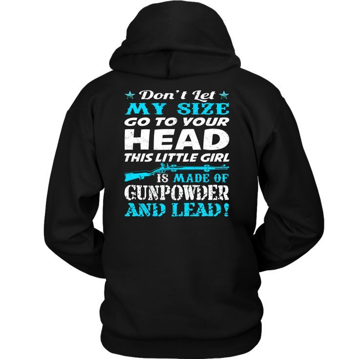 Gunpowder And Lead Country girl hoodies with sayings, country girl hoodies for w… | Samantha Lewis Blog's