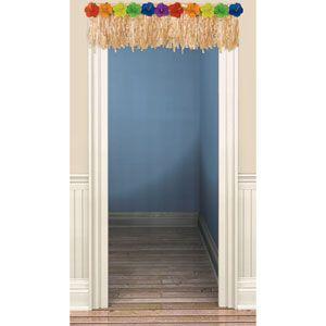 Luau Door Fringe  sc 1 st  Pinterest & Luau Door Fringe | Luau