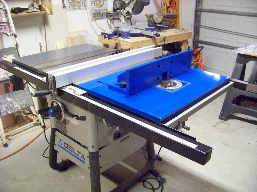 Swell Delta 36 725 Contractor Tablesaw Follow Up Review In 2019 Pdpeps Interior Chair Design Pdpepsorg