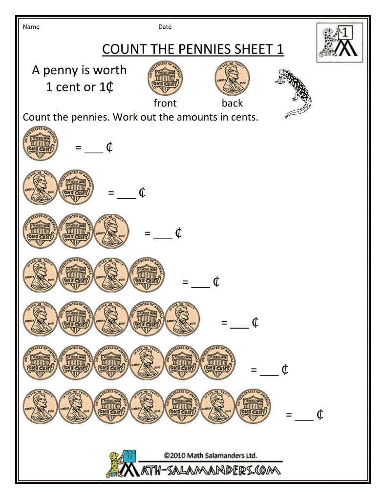 18 1st Grade Math Money Worksheets Money Worksheets Money Math Worksheets Free Math