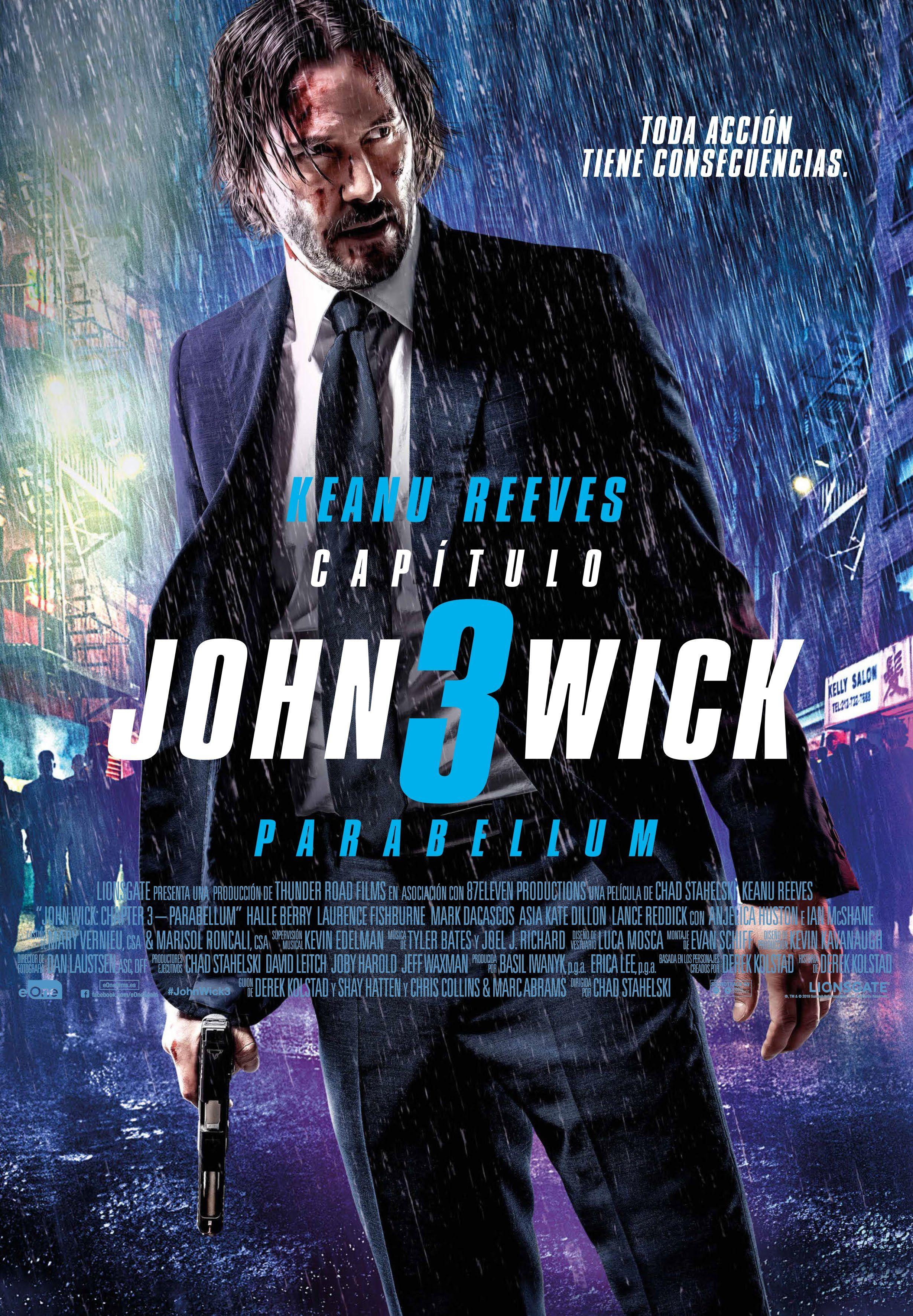 John Wick Capitulo 3 Parabellum John Wick Ver Peliculas En Linea Peliculas Completas