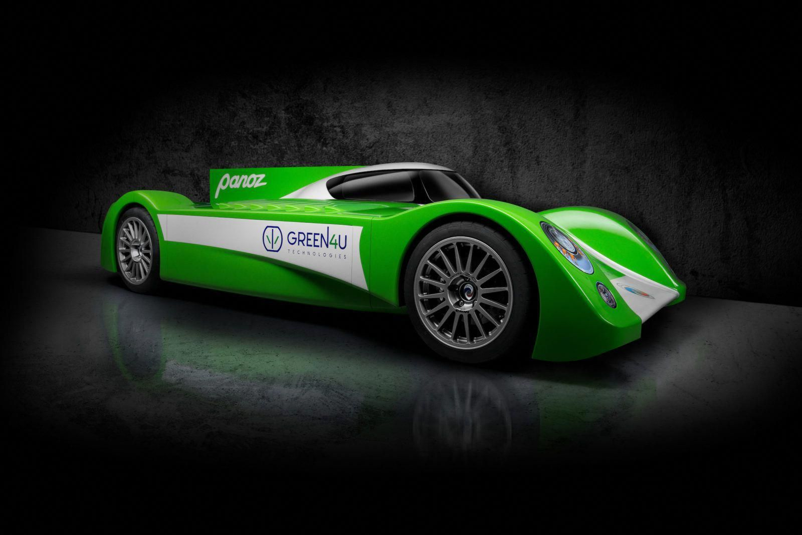 Panoz Scraps Plan to Race an Electric Car at Le Mans All