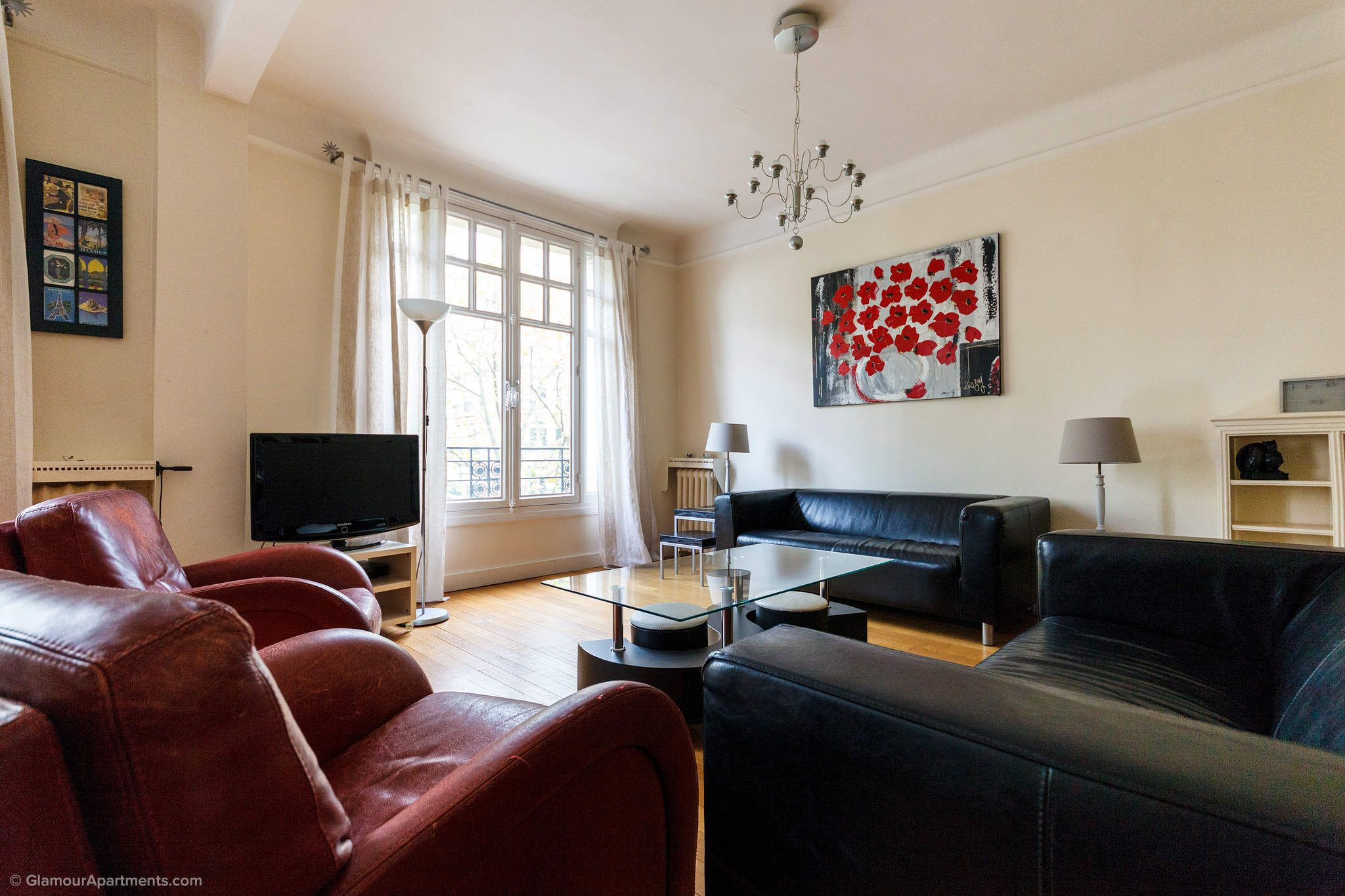 Awesome Spacious Apartment For Long Term Rent On Avenue De La Motte Picquet In The  District Of Paris. Comfortable Spacious Flat For A Family Residence In A  Good ...